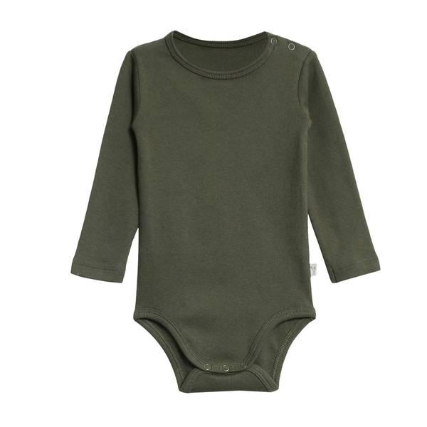 Bilde av Wheat rib body til baby og barn, ivy