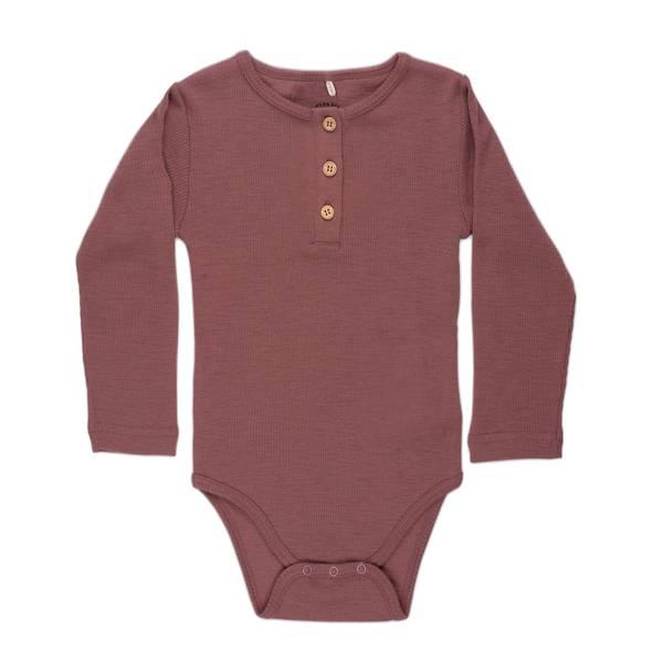 Bilde av Gullkorn Design Tyri ullbody til baby og barn,