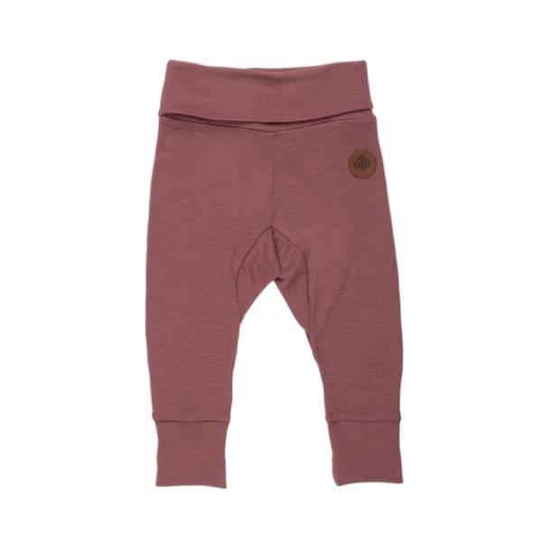 Bilde av Gullkorn Design Tyri ullbukse til baby og