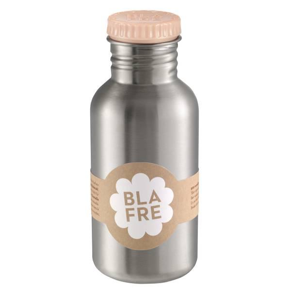 Bilde av Blafre stålflaske til barn 500 ml. fersken