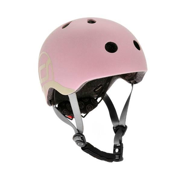 Bilde av Scoot & Ride hjelm 1-4 år, rose