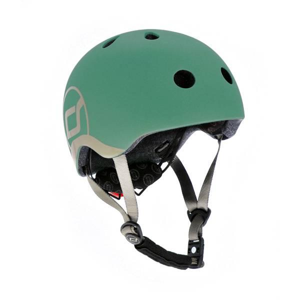 Bilde av Scoot & Ride hjelm 1-4 år, forest