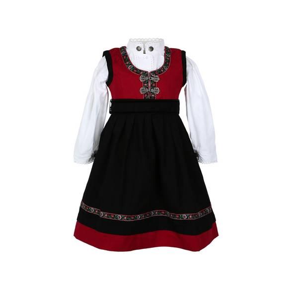 Bilde av Salto bunad / Festdrakt med skjorte til baby