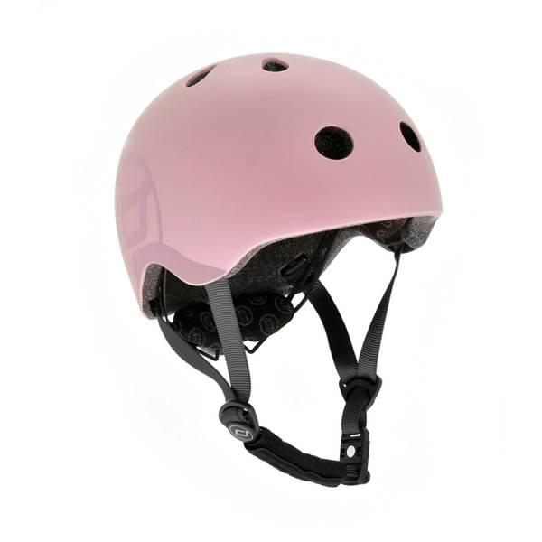 Bilde av Scoot & Ride hjelm 3-7 år, rose
