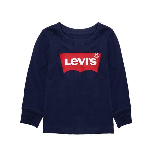 Bilde av Levis batwing tynn genser, Blå