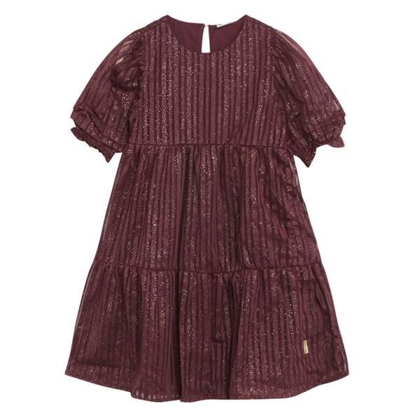 Bilde av Hust & Claire Dittemarie kjole med glitter,