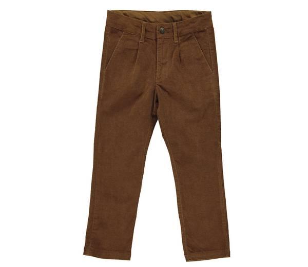 Bilde av MarMar Primo cord bukse til barn, Leather