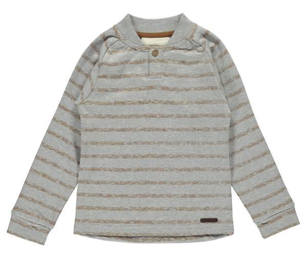 Bilde av MarMar Teis genser til barn, Gingerbread Stripe