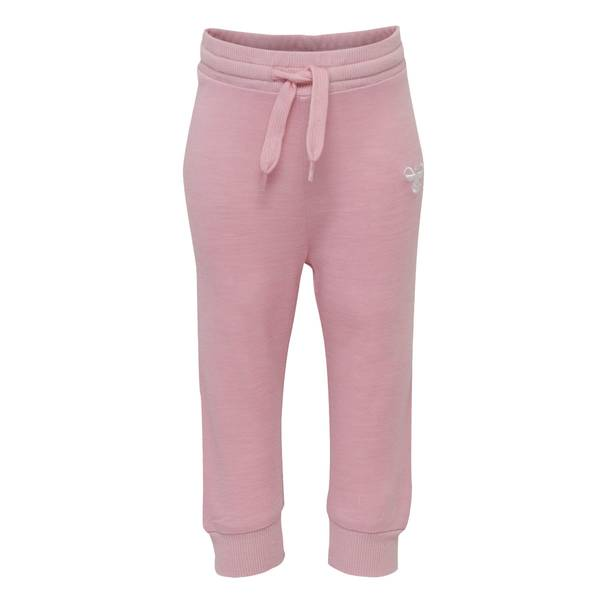 Bilde av Hummel bukse i ull og bambus, Zephyr rosa