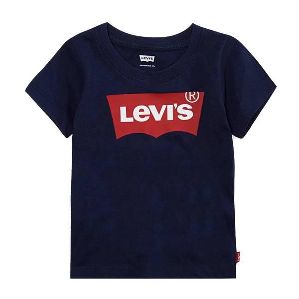Bilde av Levis batwing t-skjorte til barn, Blå