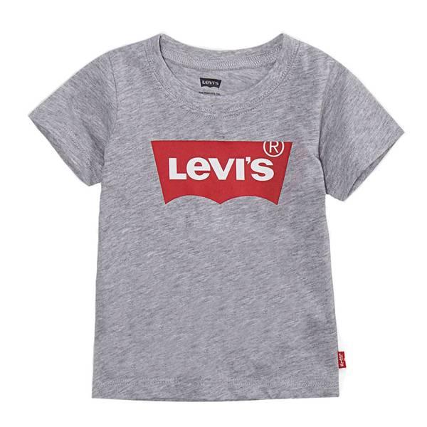 Bilde av Levis batwing t-skjorte til barn, Grå