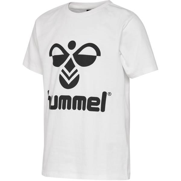 Bilde av Hummel tres t-skjorte til barn, offwhite