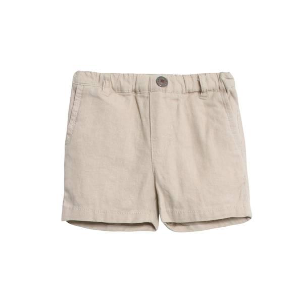 Bilde av Wheat shorts i lin til baby, sand