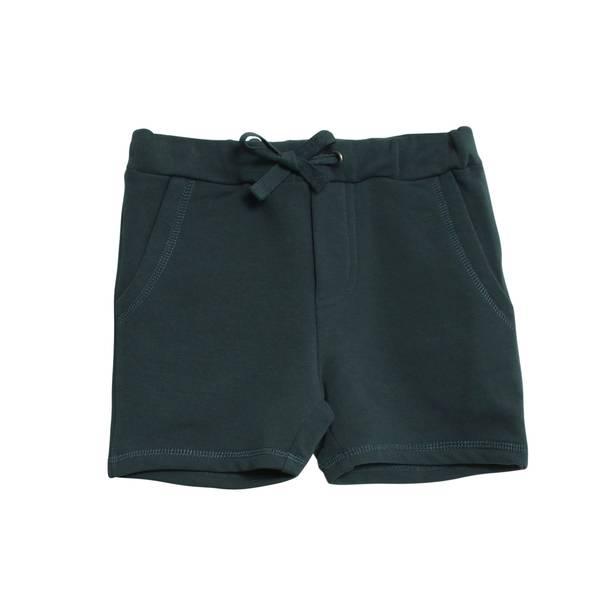Bilde av Wheat Bendix shorts til baby, dark petroleum