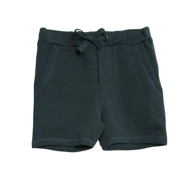 Bilde av Wheat Bendix shorts til barn, dark petroleum