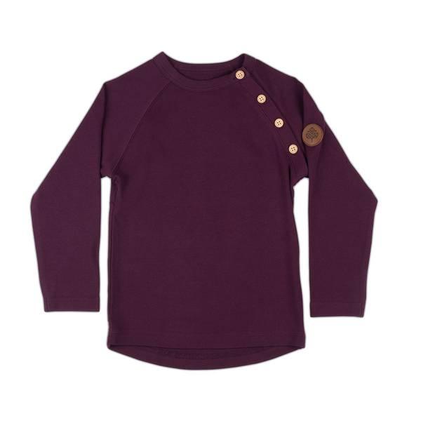 Bilde av Gullkorn Design Villvette genser til barn, Dyp