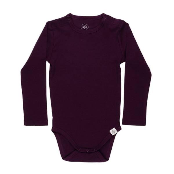 Bilde av Gullkorn Design svalen ribb body til baby, dyp