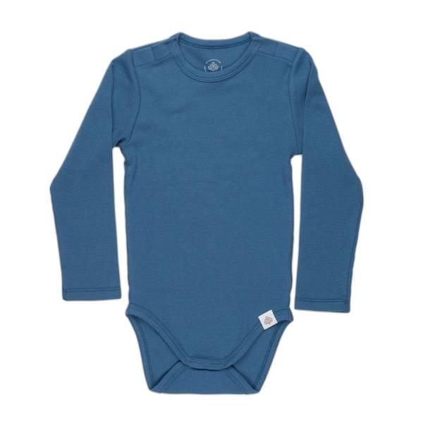 Bilde av Gullkorn Design svalen ribb body til baby,