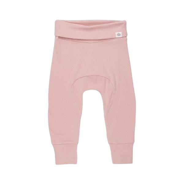 Bilde av Gullkorn Design Svalen ribb bukse til baby, lys