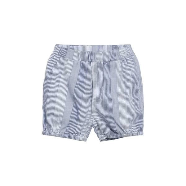 Bilde av Hust & Claire Herulf shorts med striper, blå