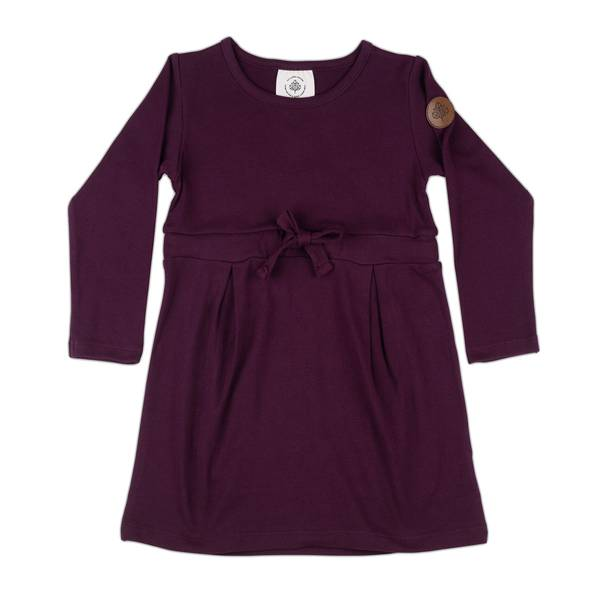 Bilde av Gullkorn Design Villvette kjole, dyp lilla
