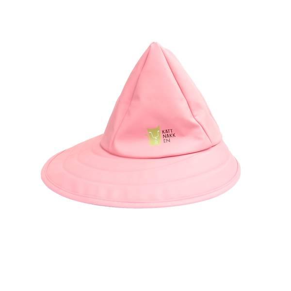 Bilde av Kattnakken sydves til barn, rosa