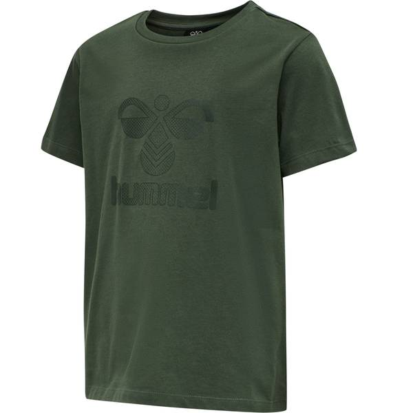 Bilde av Hummel Drei t-skjorte til barn, Climbing Ivy