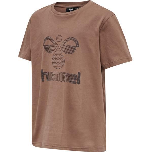 Bilde av Hummel Drei t-skjorte til barn, Acorn