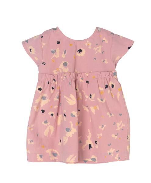 Bilde av Noa Noa kortermet kjole til baby, rose tan