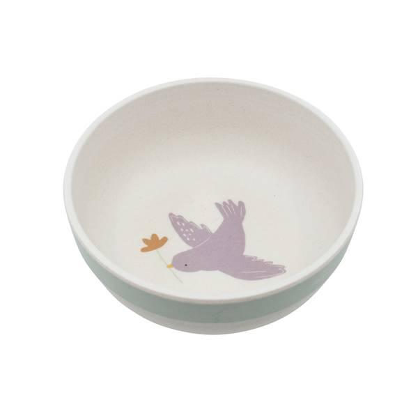 Bilde av Sebra dyp tallerken til barn, daydream