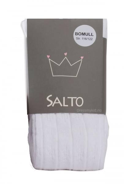 Bilde av Salto mønstrete strømpebukse til baby og barn