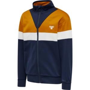 Bilde av Hummel - HmlKentaro Zip jacket Pumpkin spice