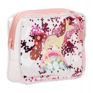 Bilde av ALLC - Toalettmappe Glitter Horse