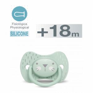 Bilde av Suavinex - Hygge Premium smokk Fysio silikon 18+