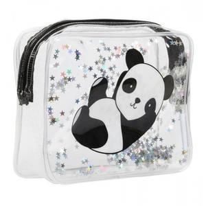 Bilde av ALLC - Toalettmappe Glitter Panda