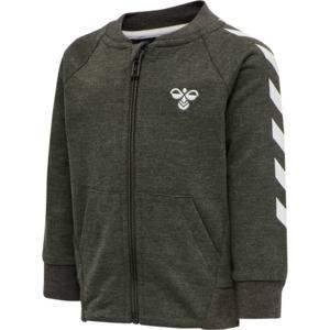 Bilde av Hummel - HmlMorro zip jacket Black Olive