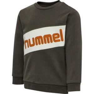 Bilde av Hummel - HmlClement sweat Black olive