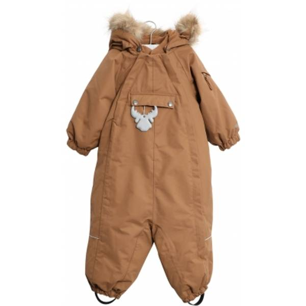 Wheat - Snowsuit Nickie Tech caramel
