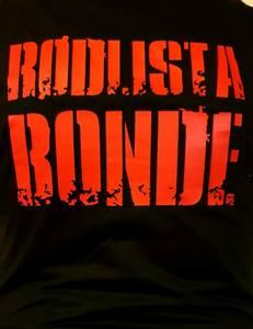 Bilde av T-skjorte: RØDLISTA BONDE