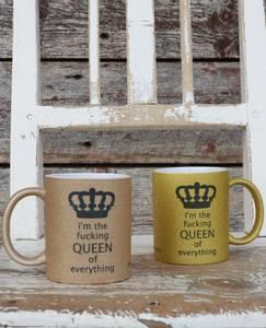 Bilde av Glitterkopp king/queen