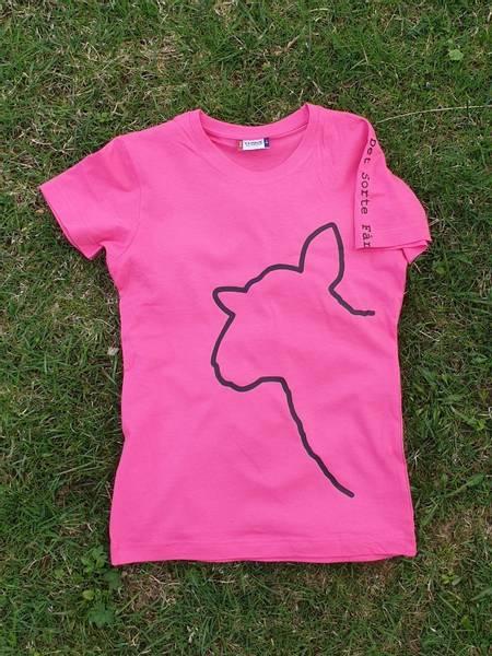 T-skjorte: En hyllest til kua!