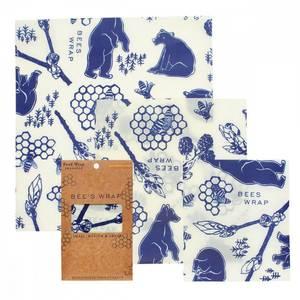 Bilde av Bees Wrap Multipack 3 ark Bjørn