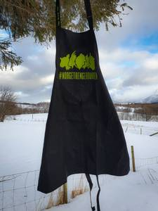 Bilde av Forkle #norgetrengerbonden