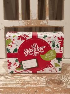 Bilde av Sjøsaker gavesett med kvern