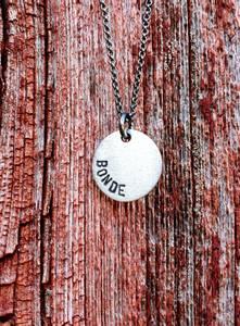 Bilde av Sølvsmykke: Bonde, lite