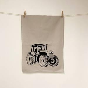 Bilde av Pikelus kjøkkenhåndkle + 2 pk klut, traktor