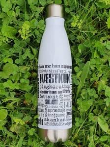 Bilde av Nordnorske ord og uttrykk, drikkeflaske