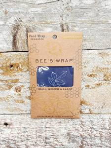Bilde av Bees Wrap Multipack 3 ark Marine