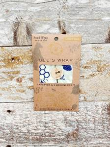 Bilde av Bees Wrap Multipack sandwich + 2 medium