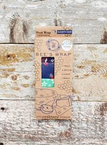Bilde av Bess Wrap Variety pack marine + turkis